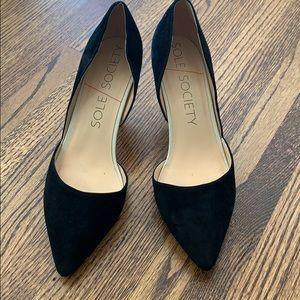 Sole Society low heels